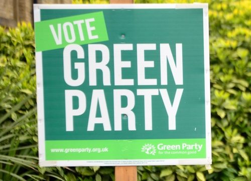 Vote Green Party