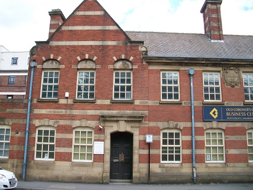 The Old Coroner's Court