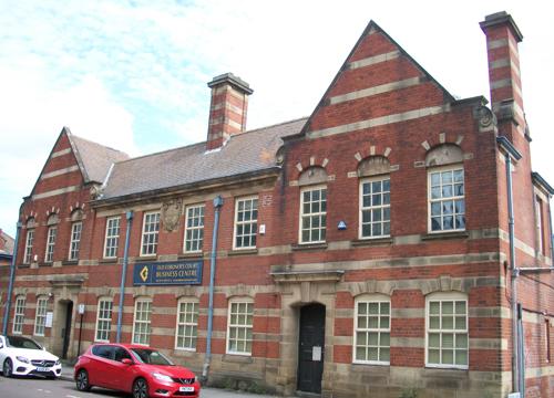 Old Coroner's Court