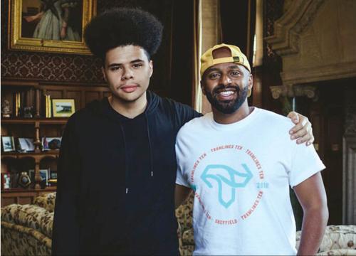 Magid appointed hip-hop artist Otis Mensah as Sheffield's first Poet Laureate