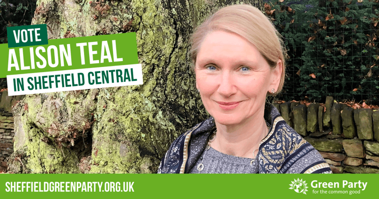 Vote Alison Teal in Sheffield Central