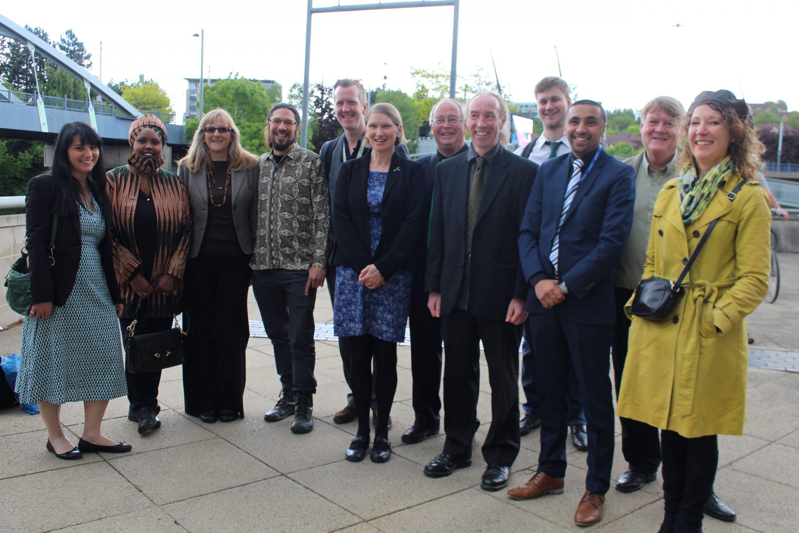 The Green Councillor Group